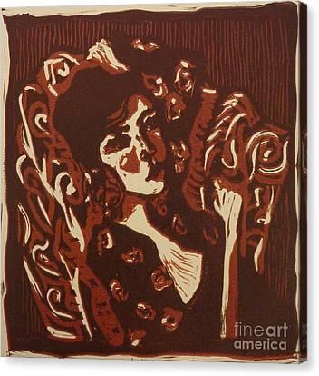 Der Lugner Canvas Print by Preston -