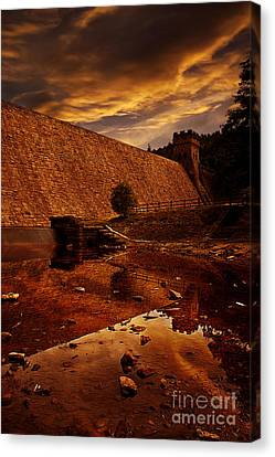 Derwent Overflow Canvas Print