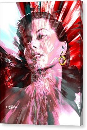 Desiree Canvas Print by Seth Weaver