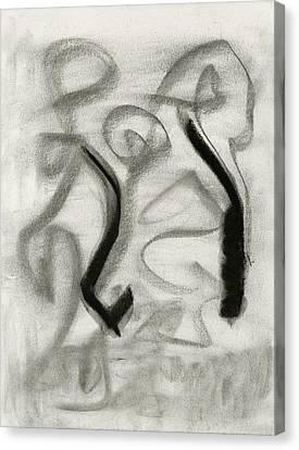 Destiny Unaided Canvas Print by Taylor Webb