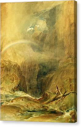 Devil's Bridge Canvas Print