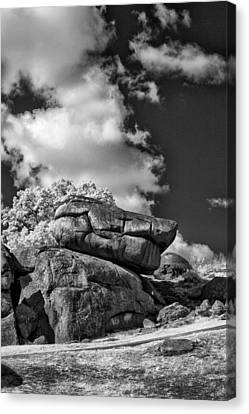 Devil's Den - 33 Canvas Print by Paul W Faust -  Impressions of Light