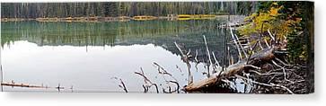 Devil's Lake Canvas Print by Twenty Two North Photography