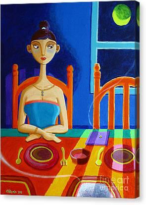 'di Parang Kaning Mainit Canvas Print by Paul Hilario