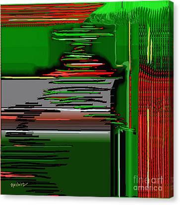 Digital Design 384 Canvas Print by Nedunseralathan R