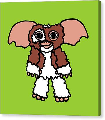 Digital Gizmo Canvas Print