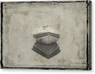 Dinghy Canvas Print by Jim Wright