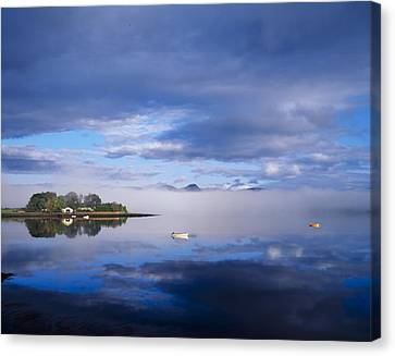Dinish Island, Kenmare Bay, County Canvas Print by The Irish Image Collection