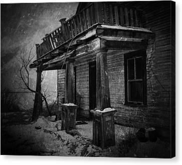 Dirty Thirty  Canvas Print by Jerry Cordeiro