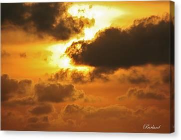 Divine Glory Canvas Print