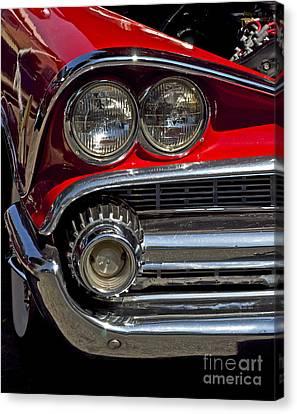 Dodge Custom Royale Canvas Print by Gwyn Newcombe