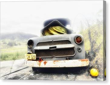 Dodge Egm-320 Canvas Print