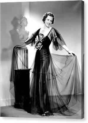 Dodsworth, Mary Astor, 1936 Canvas Print