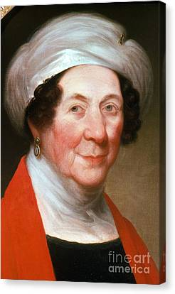 Dolley Madison Canvas Print by Photo Researchers