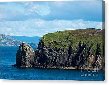 Donegal Seascape Canvas Print by Andrew  Michael
