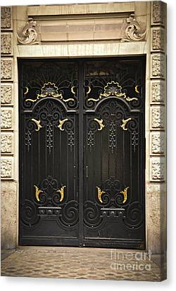Doors Canvas Print by Elena Elisseeva