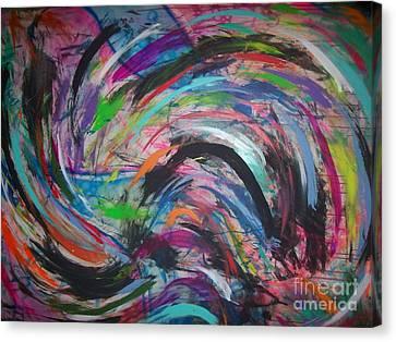 Doppler Canvas Print
