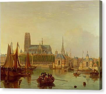 Dordrecht  Canvas Print