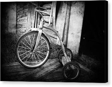 Dormant Child  Canvas Print by Empty Wall