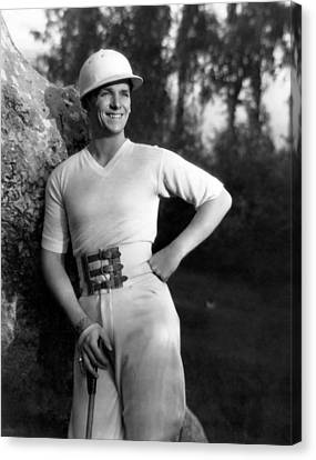 Douglas Fairbanks, Jr., 1930 Canvas Print