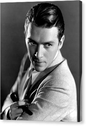 Douglas Fairbanks, Jr., 1933 Canvas Print