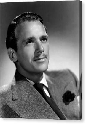 Douglas Fairbanks, Jr., 1939 Canvas Print by Everett