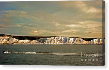 Dover Canvas Print by Linsey Williams