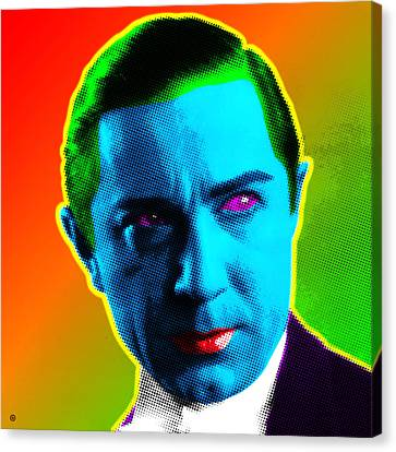 Dracula Canvas Print by Gary Grayson