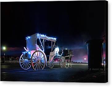 Dream Carriage Canvas Print by Kristofer J Lloyd