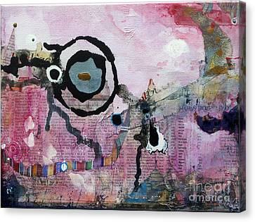 Jay Taylor Canvas Print - Dream Painting by Jay Taylor