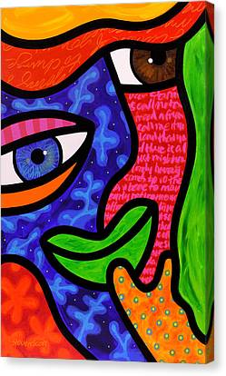 Dream Weavers Canvas Print by Steven Scott