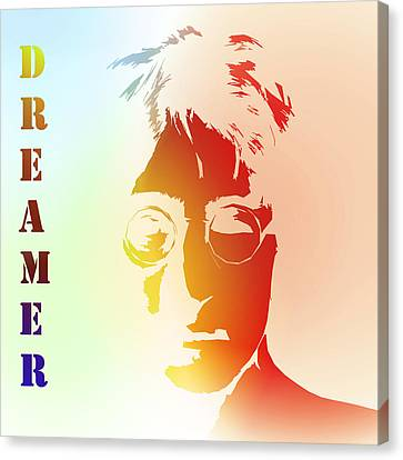 Dreamer 2 Canvas Print by Steve K