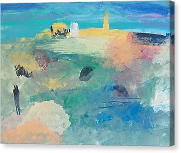 Dreamland Canvas Print by Helene Henderson