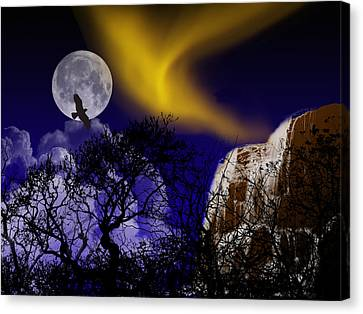 Dreamscape 1 Canvas Print
