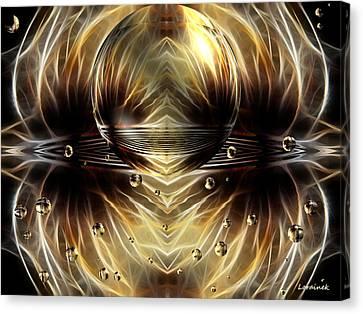 Dreamscape 9 Canvas Print by Lorainek Photographs