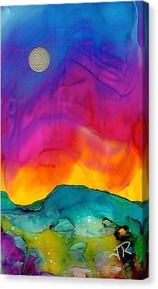 Dreamscape No. 159 Canvas Print