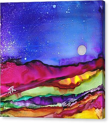 Dreamscape No. 172 Canvas Print