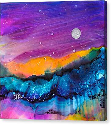 Dreamscape No. 189 Canvas Print