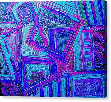 Dreamtime  Canvas Print by John  Nolan
