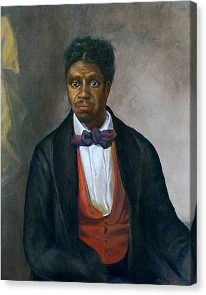 Dred Scott 1799-1858, An Enslaved Man Canvas Print by Everett
