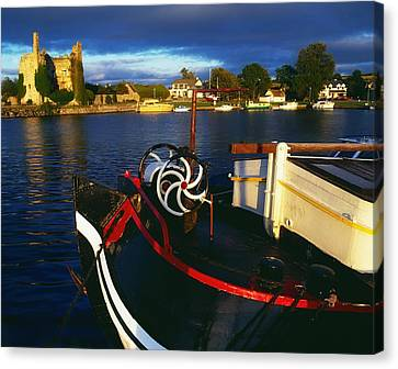 Dromineer, Lough Derg, Co Tipperary Canvas Print by The Irish Image Collection