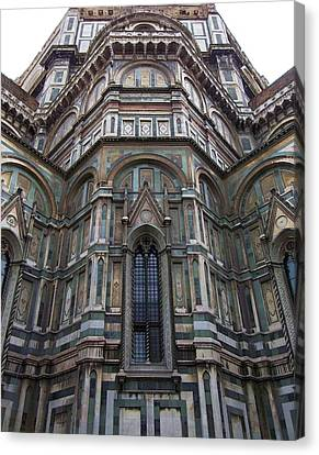 Duomo Florence Italy Canvas Print by Micheal Jones