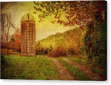 Early Autumn Canvas Print by Kathy Jennings