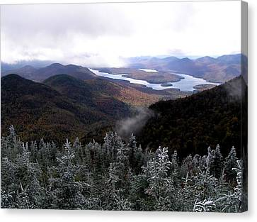 Early Winter Canvas Print