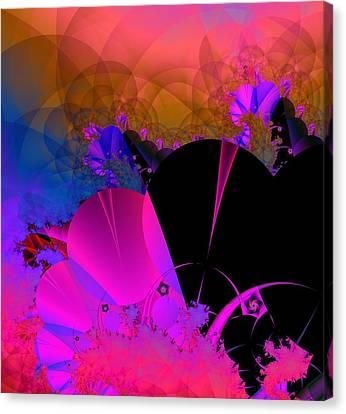 Echos Canvas Print