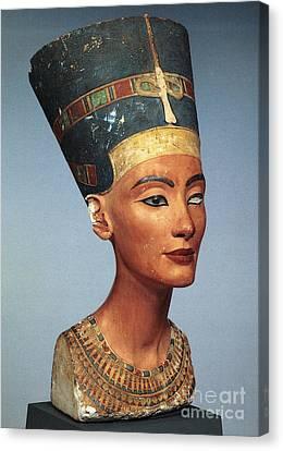 Egypt: Nefertiti Canvas Print by Granger