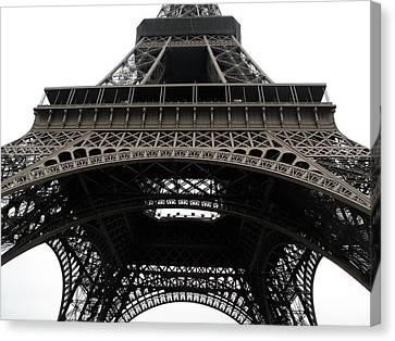Eiffel Tower Canvas Print by G Fletcher