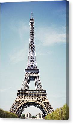 Eiffel Tower Canvas Print by Snap Decision