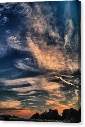 El Greco Sunset Canvas Print by Richard Cummings