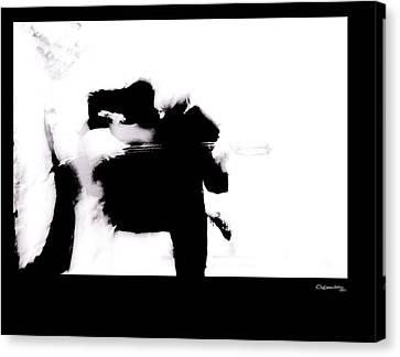 El Maestro Canvas Print by Xoanxo Cespon